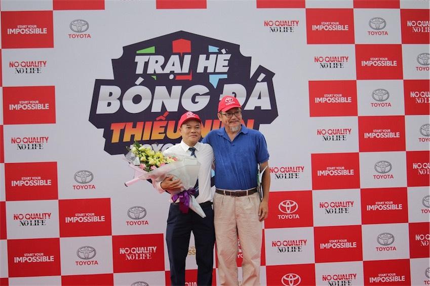 Trại hè Bóng đá Thiếu niên Toyota 2019 khởi động vòng sơ tuyển Toàn quốc - 03