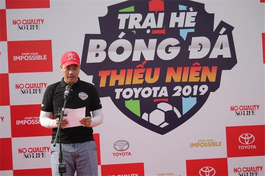 Trại hè Bóng đá Thiếu niên Toyota 2019 khởi động vòng sơ tuyển Toàn quốc - 04