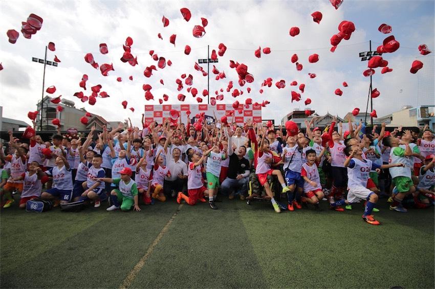 Trại hè Bóng đá Thiếu niên Toyota 2019 khởi động vòng sơ tuyển Toàn quốc - 07