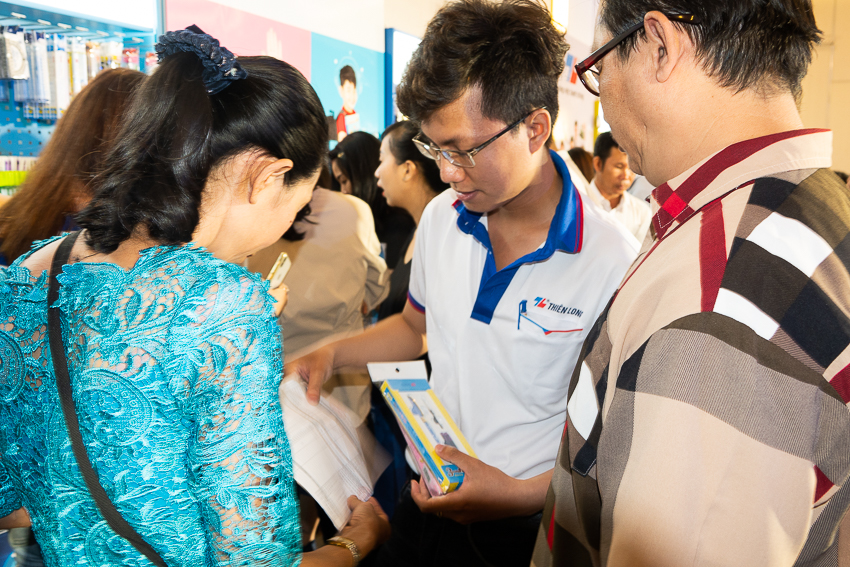 Thiên Long Hoàn Cầu tổ chức Hội nghị khách hàng năm 2019 - 18