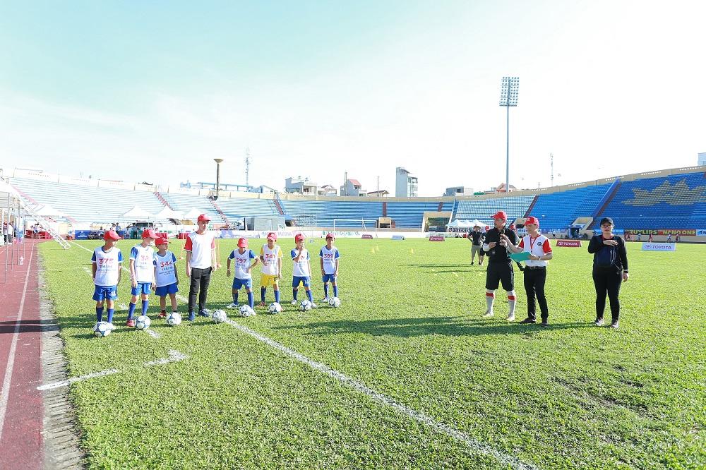 Trại hè Bóng đá Thiếu niên Toyota 2019 vòng sơ tuyển tại Nam Định và Bình Dương - 5