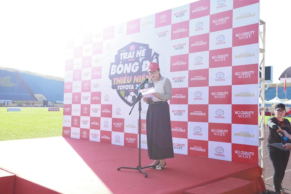 Trại hè Bóng đá Thiếu niên Toyota 2019 vòng sơ tuyển tại Nam Định và Bình Dương - 6