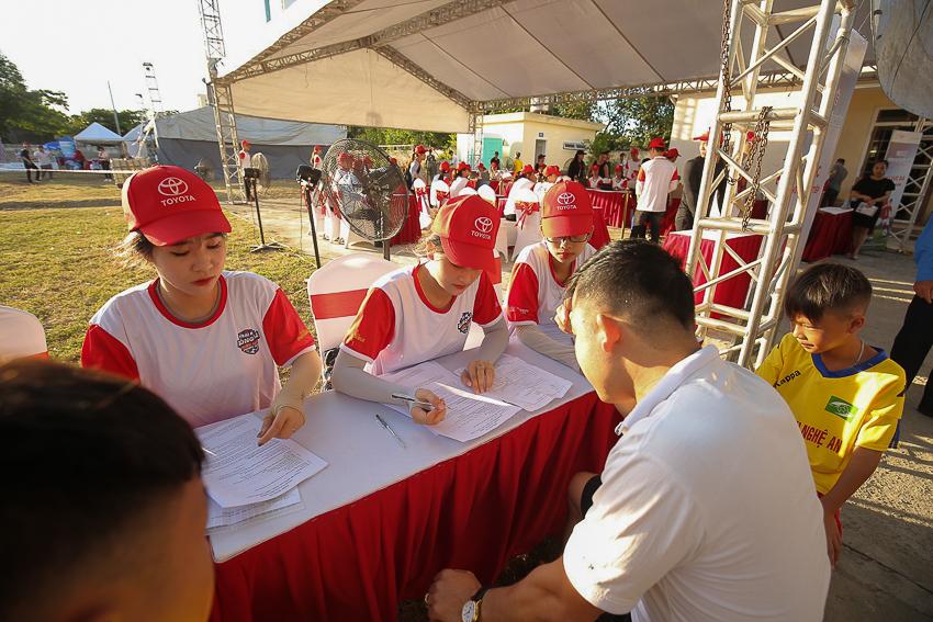 Trại hè Bóng đá Thiếu niên Toyota 2019 - Vòng tuyển chọn tại tỉnh Nghệ An - 1