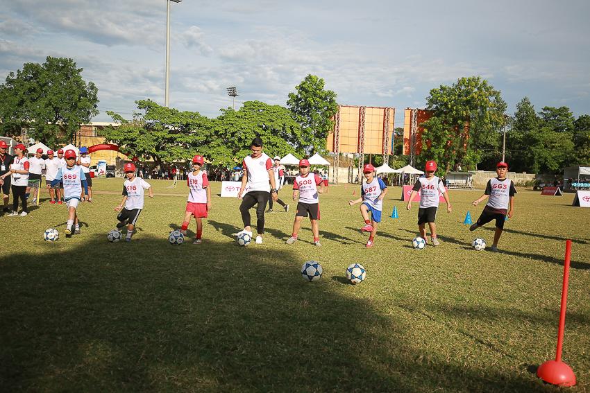 Trại hè Bóng đá Thiếu niên Toyota 2019 - Vòng tuyển chọn tại tỉnh Nghệ An - 2