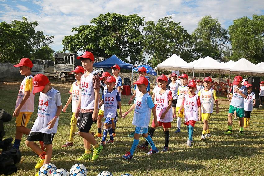Trại hè Bóng đá Thiếu niên Toyota 2019 - Vòng tuyển chọn tại tỉnh Nghệ An - 5