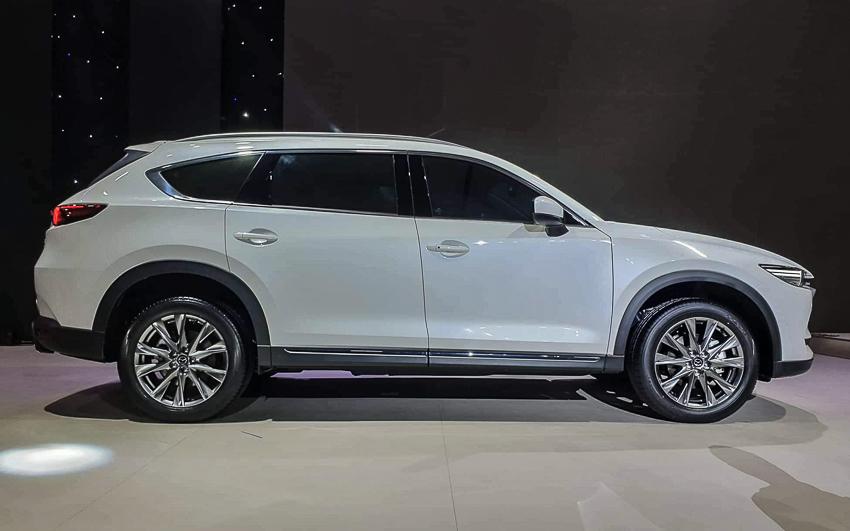 Mazda CX-8 mới giá từ 1,15 tỷ với trang bị tiện nghi và an toàn hàng đầu trong phân khúc - 3