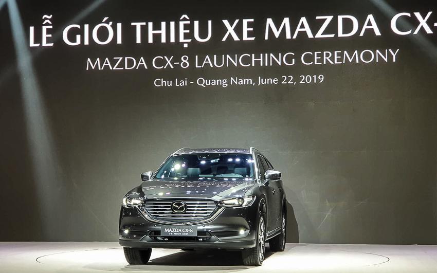 Mazda CX-8 mới giá từ 1,15 tỷ với trang bị tiện nghi và an toàn hàng đầu trong phân khúc - 5