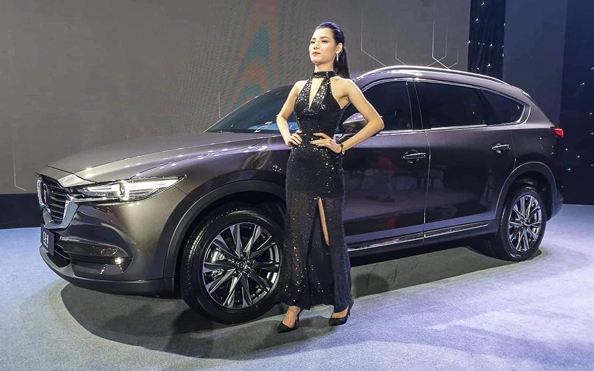 Mazda CX-8 mới giá từ 1,15 tỷ với trang bị tiện nghi và an toàn hàng đầu trong phân khúc - 9