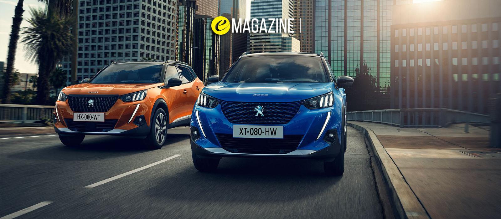 Peugeot thế hệ mới 2008 thêm phiên bản chạy hoàn toàn bằng điện