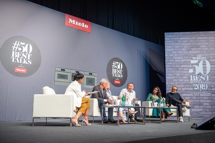 Kết quả Lễ trao giải 50 Nhà hàng Xuất sắc nhất Thế giới năm 2019 - 1