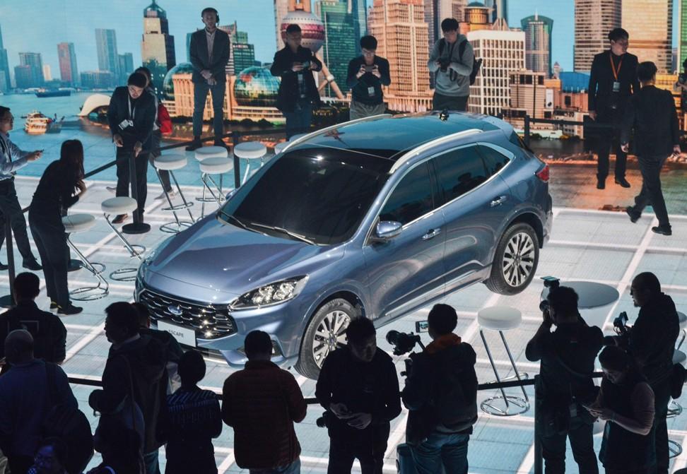 Trung Quốc phạt gần 24 triệu USD công ty liên doanh với Hãng Ford - 4
