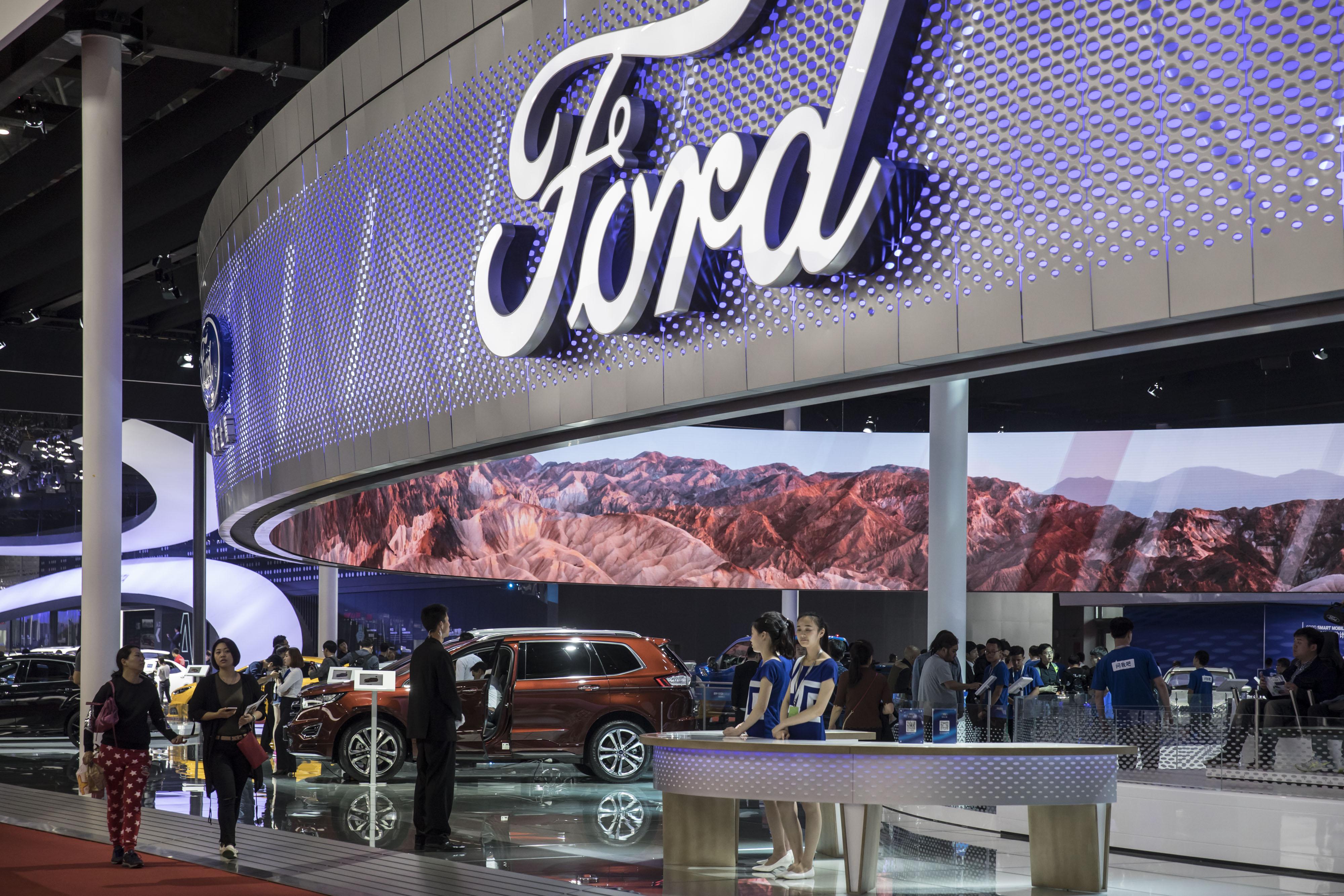 Trung Quốc phạt gần 24 triệu USD công ty liên doanh với Hãng Ford - 6
