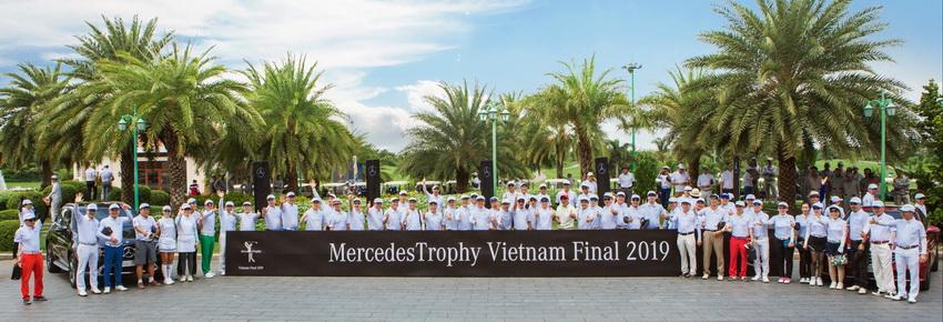 MercedesTrophy Việt Nam 2019