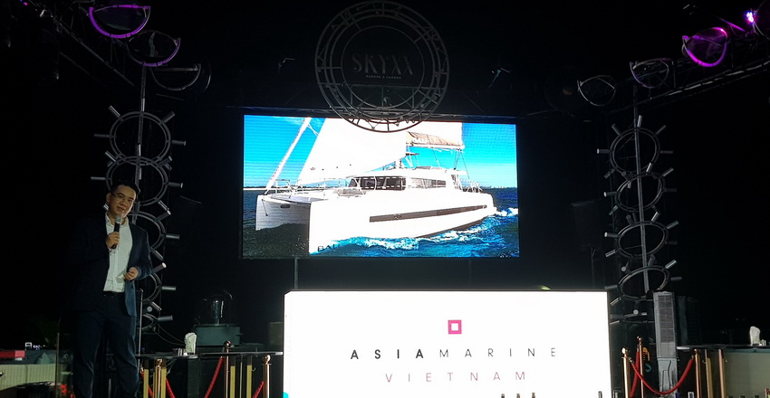 Công ty du thuyền AsiaMarine Việt Nam