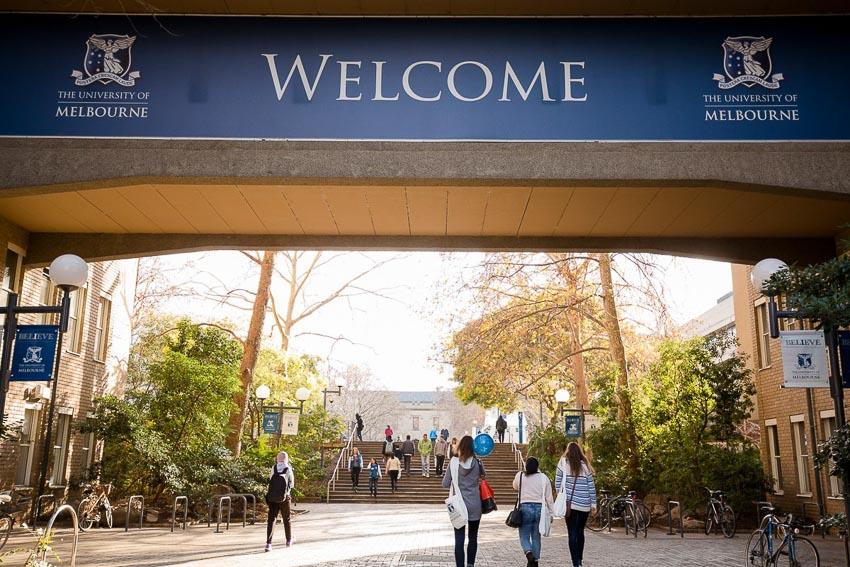 Australia có 5 trường đại học lọt top 50 thế giới 1