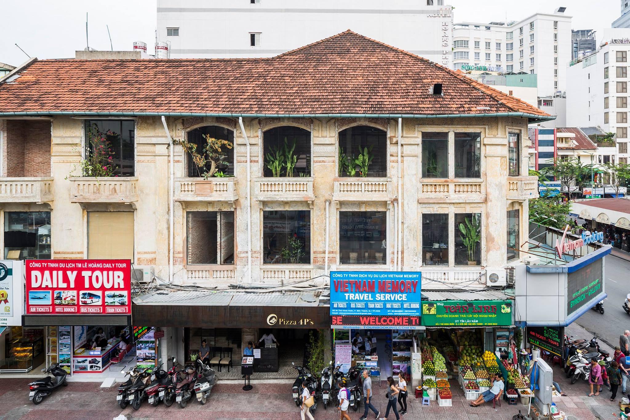 Bảo tồn di sản đô thị 3