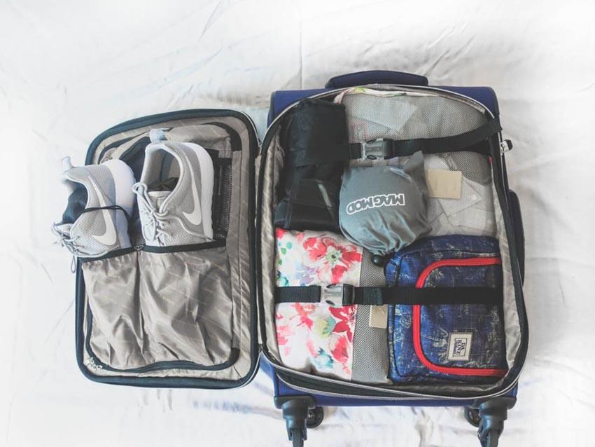 5 cách sắp xếp hành lý hiệu quả nhất khi đi công tác 3