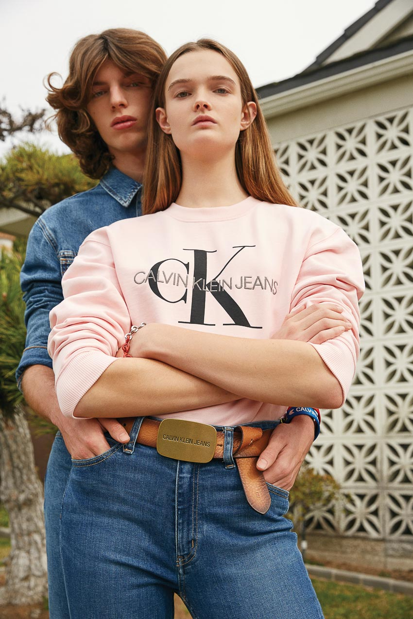 """Calvin Klein làm dậy sóng làng thời trang thế giới bằng chiến dịch """"I Speak My Truth in #MyCalvins"""" và sự hồi sinh phong cách cổ điển Mỹ trong BST mới nhất 1"""