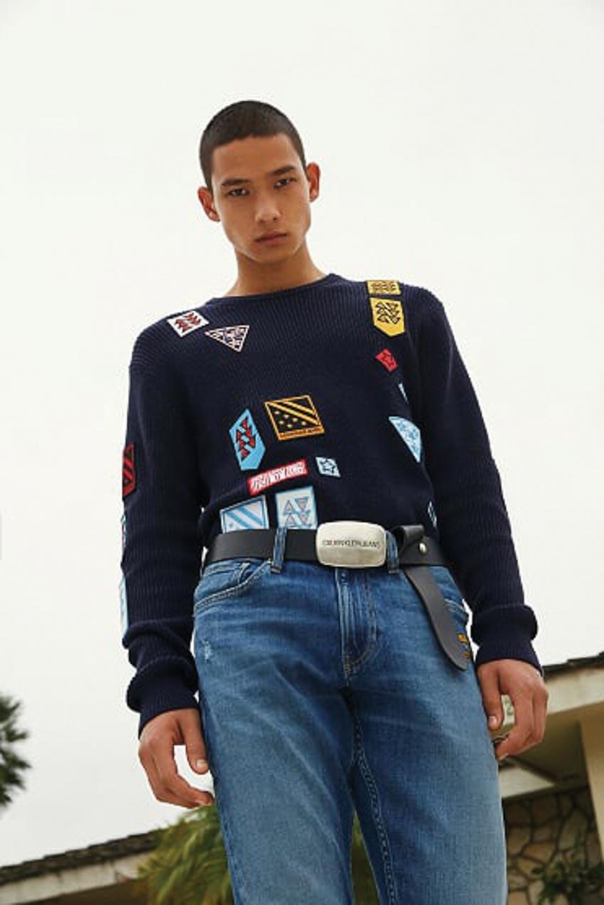 """Calvin Klein làm dậy sóng làng thời trang thế giới bằng chiến dịch """"I Speak My Truth in #MyCalvins"""" và sự hồi sinh phong cách cổ điển Mỹ trong BST mới nhất 7"""