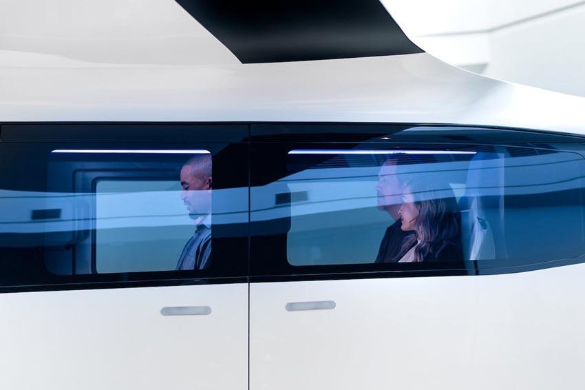 Cận cảnh nội thất taxi bay chở khách đầu tiên của Uber - 10