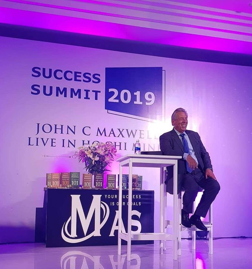 Chương trình đào tạo Leadership với sự tham gia của John C.Maxwell - 6
