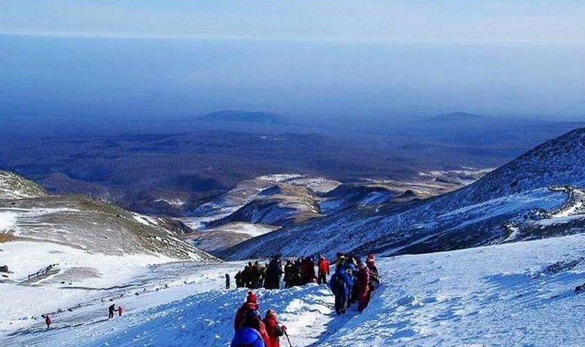 Gặp gỡ lịch sử trên núi Paektu cạnh hồ Thiên Trì - 4