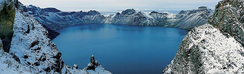 Gặp gỡ lịch sử trên núi Paektu cạnh hồ Thiên Trì - 6