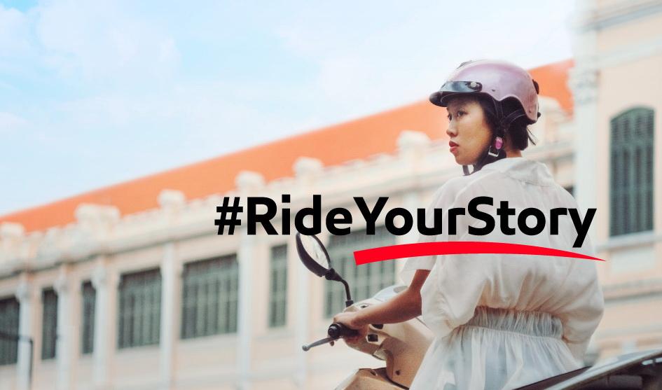 Cuộc thi ảnh Ride Your Story của ExxonMobil - 2
