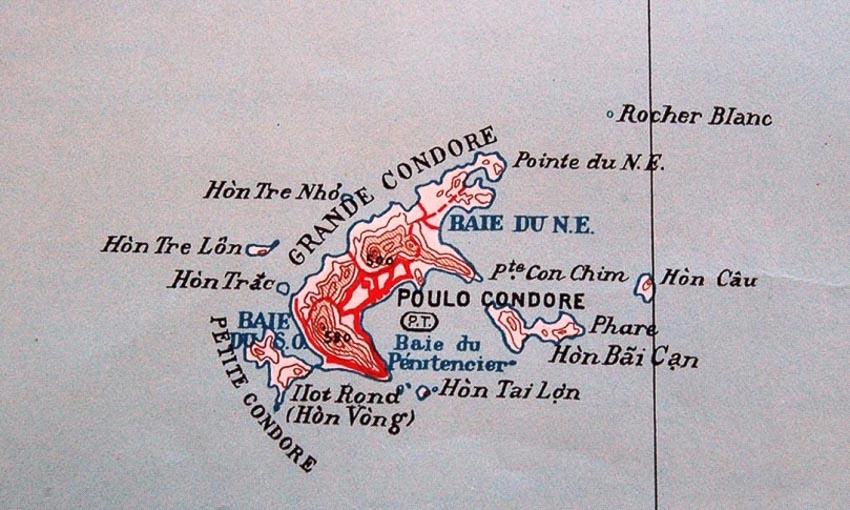 Địa danh hải đảo - 6