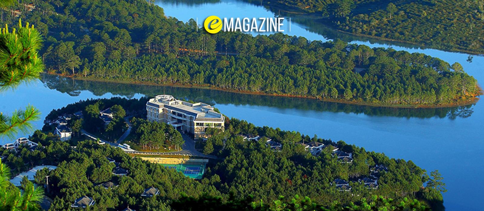 Du lịch mùa hè tại Dalat Edensee Resort 01