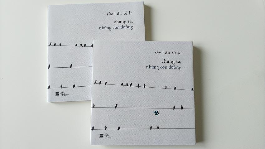 """Du Tử Lê ra mắt tập thơ """"Chúng ta, những con đường"""" 1"""