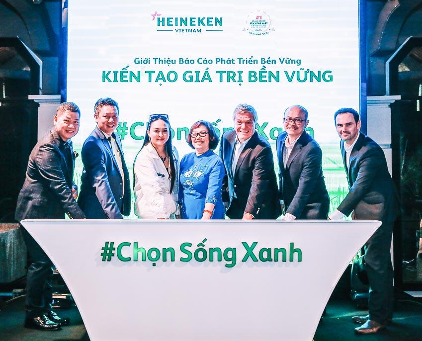 HEINEKEN Việt Nam báo cáo phát triển bền vững lần thứ 5 3