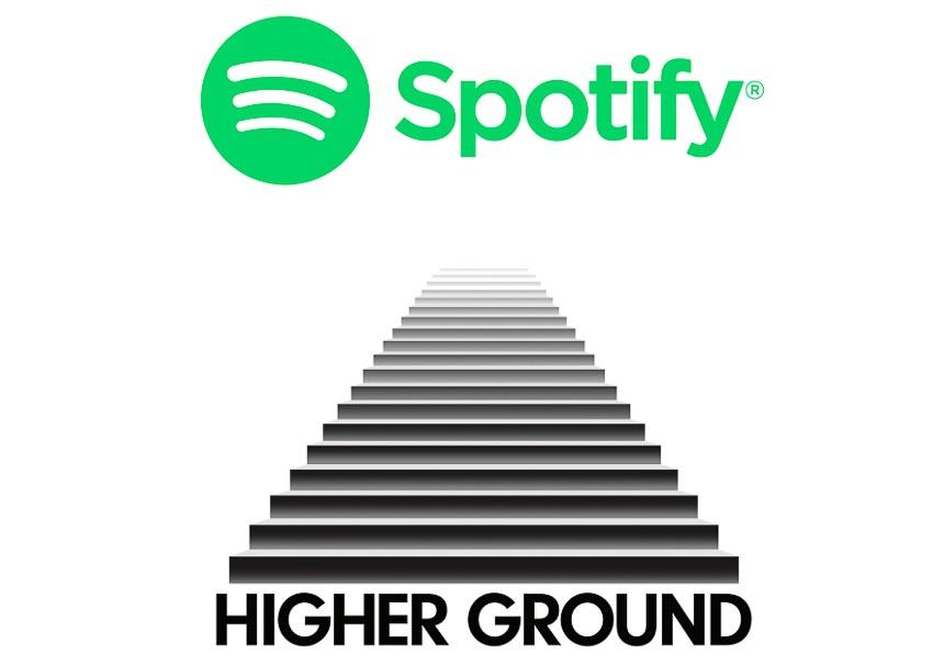 Higher Ground hợp tác Spotify sản xuất và phát hành podcast 1