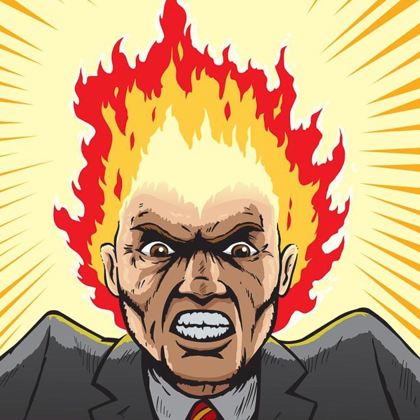 Khía cạnh tích cực của cơn giận dữ - 3