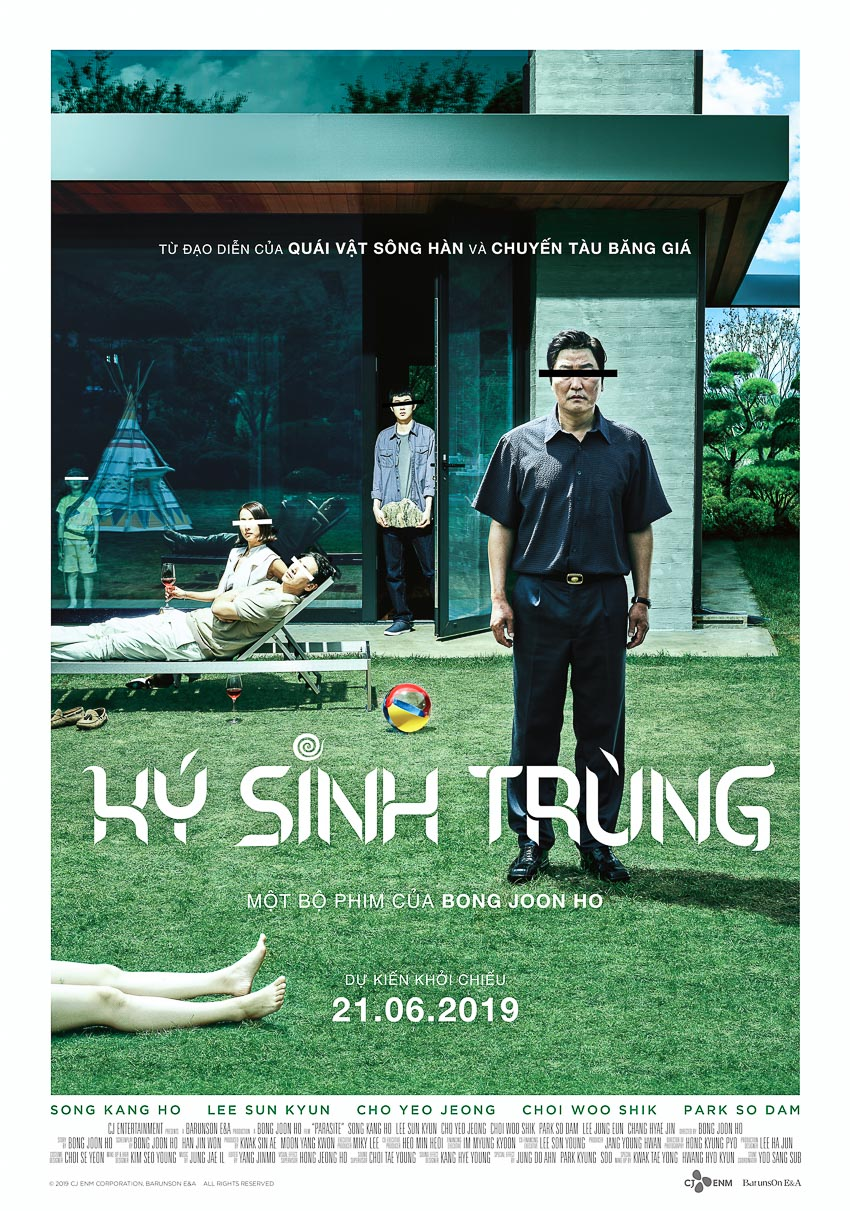 Ký Sinh Trùng - phim Hàn Quốc có doanh thu mở màn cao nhất tại VN - 10