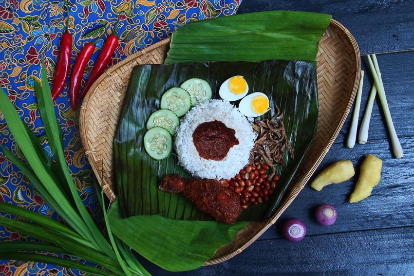 Lễ hội ẩm thực và sản phẩm Malaysia tại Windsor Plaza - 1