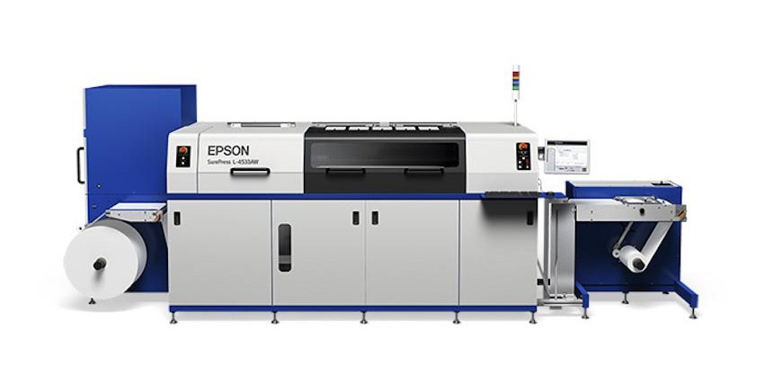 Mực in tem, nhãn bao bì của Epson đạt tiêu chuẩn châu Âu - 1