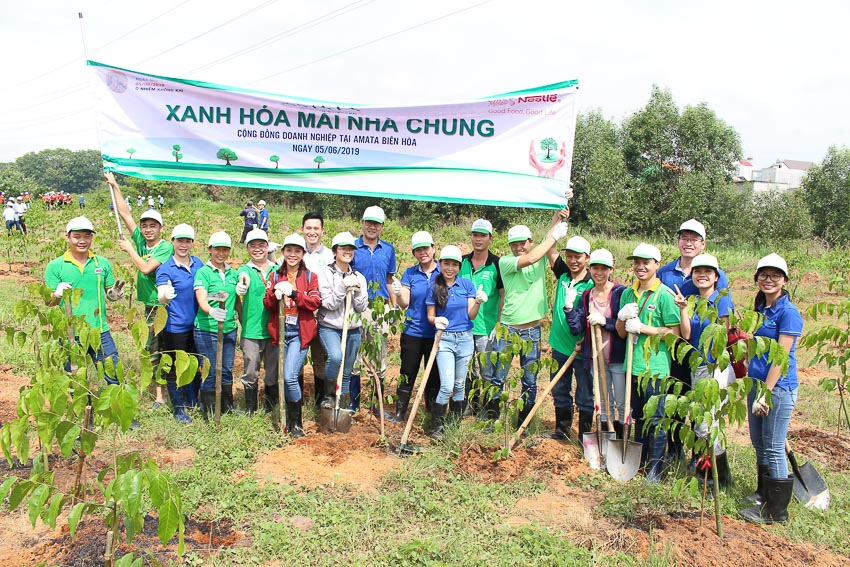 Nestlé Việt Nam hưởng ứng Phong trào Chống rác thải nhựa bảo vệ môi trường - 3