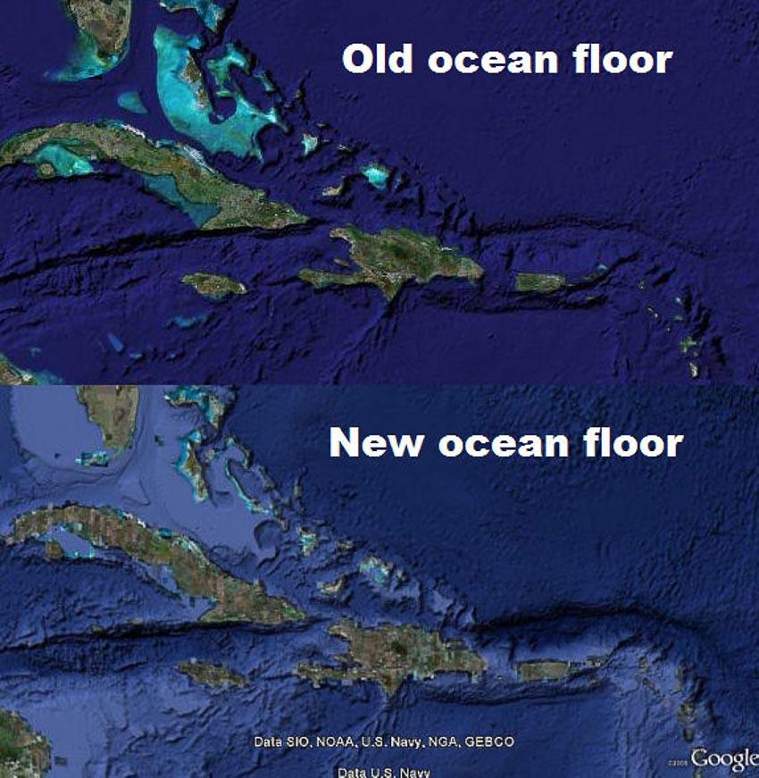 Nghiên cứu lập bản đồ dưới đáy đại dương 10