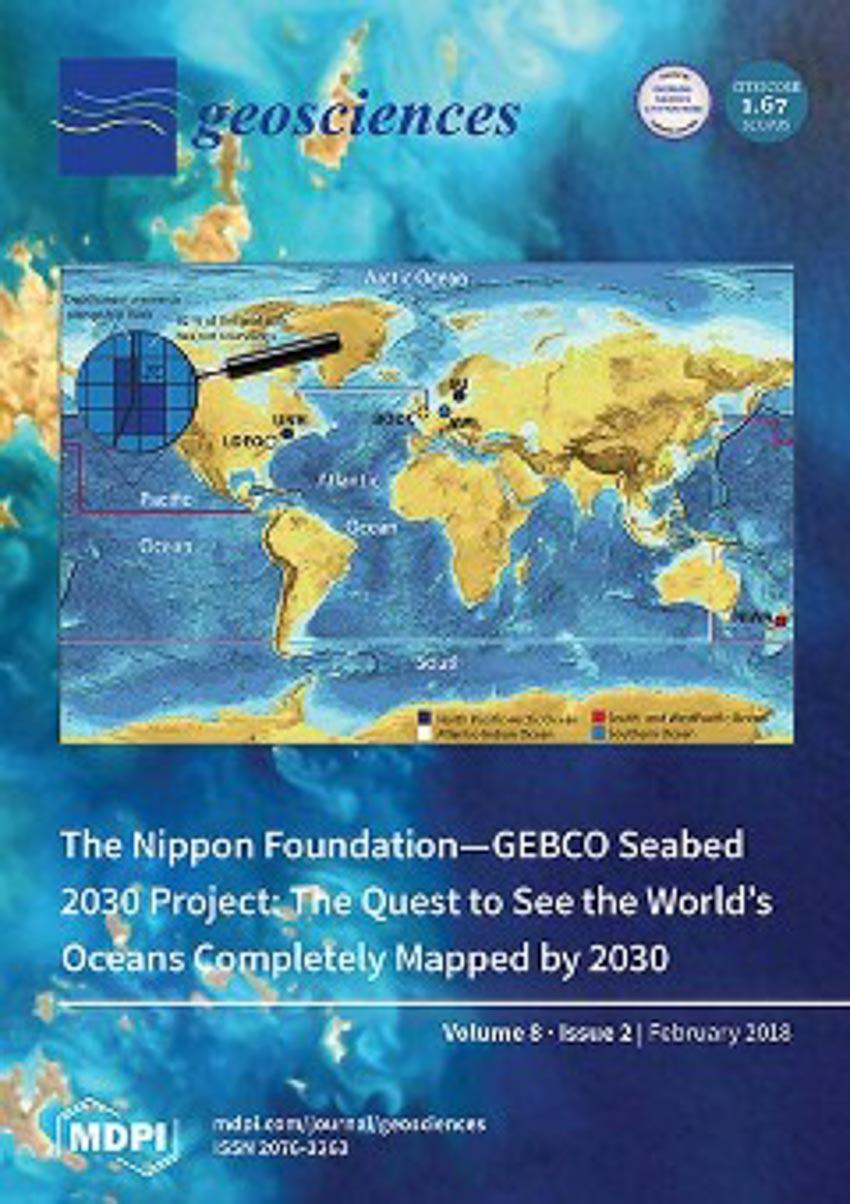 Nghiên cứu lập bản đồ dưới đáy đại dương 8