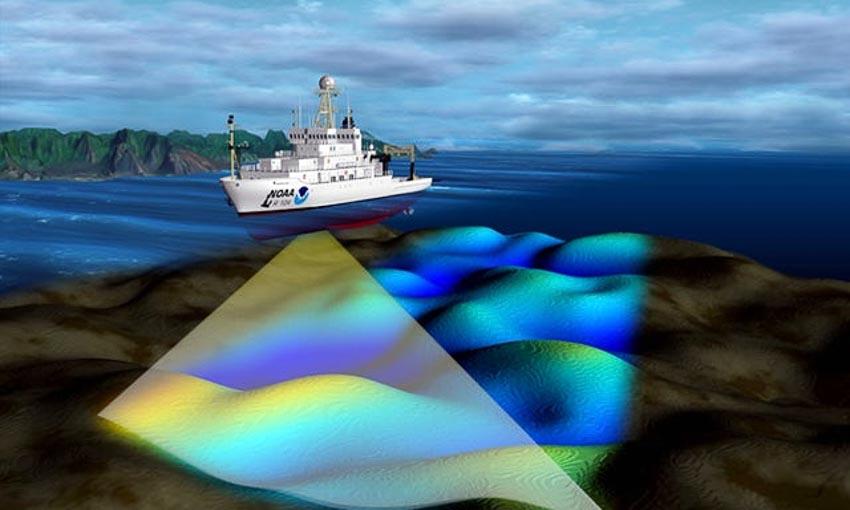 Nghiên cứu lập bản đồ dưới đáy đại dương 9