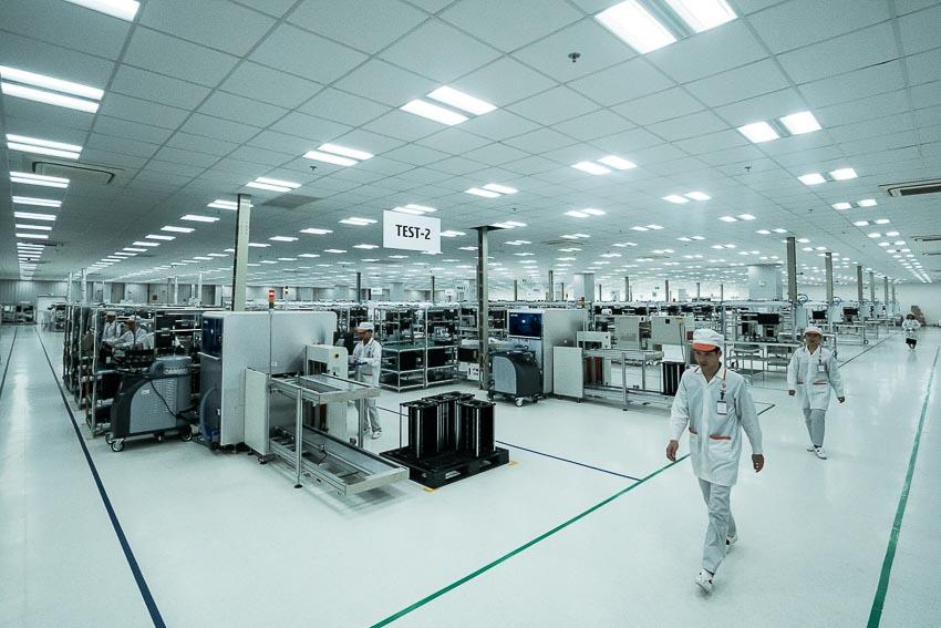 Khởi công Nhà máy sản xuất điện thoại Vsmart công suất 125 triệu máy/năm 1