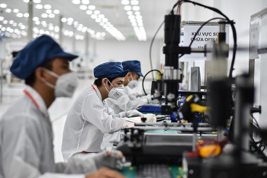Khởi công Nhà máy sản xuất điện thoại Vsmart công suất 125 triệu máy/năm 4