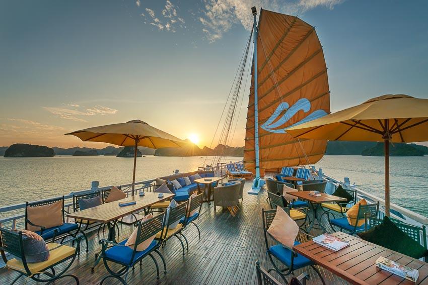 Những chương trình ưu đãi mùa hè tại các khách sạn và du thuyền cao cấp - 17