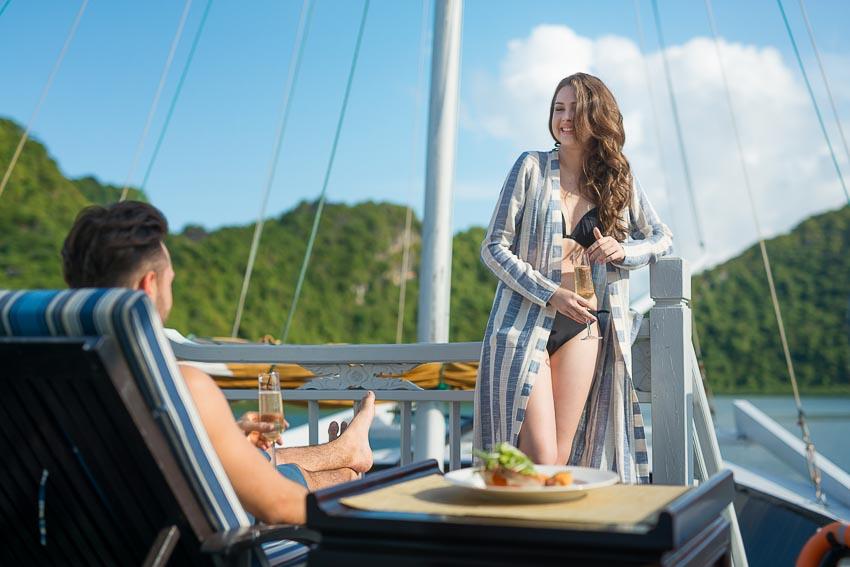 Những chương trình ưu đãi mùa hè tại các khách sạn và du thuyền cao cấp - 18