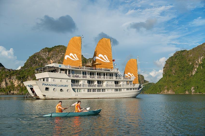 Những chương trình ưu đãi mùa hè tại các khách sạn và du thuyền cao cấp - 19