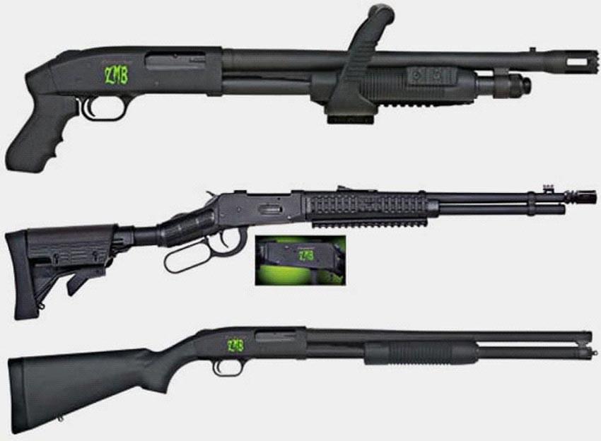 Những điều bạn có lẽ chưa biết về súng ống 3