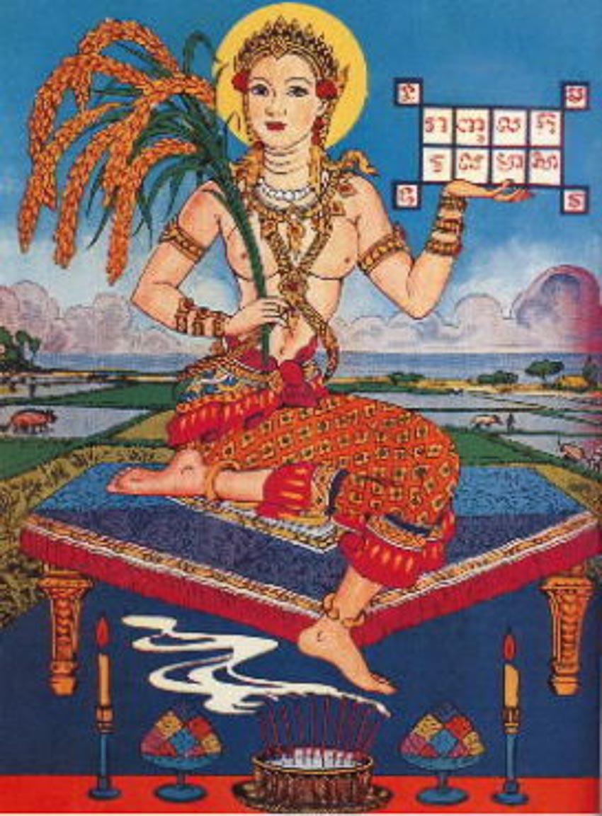 Nữ thần lúa ở Đông Nam Á 10