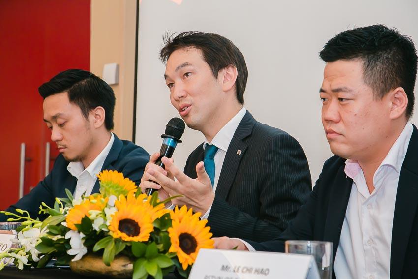 Ông Sadaharu Kato - Tổng Giám Đốc mới của Bridgestone Việt Nam 2