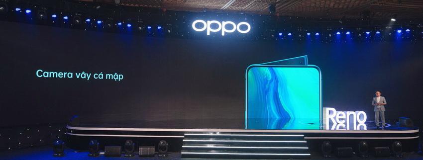Điện thoại Oppo Reno tại Việt Nam